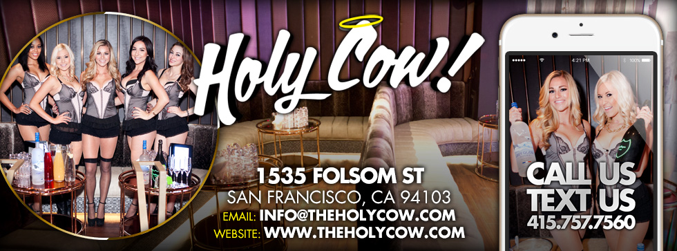 the holy cow sf holy cow san francisco nightclub nightlife bottle service champagne vip best nightclub in sf hip hop top 40
