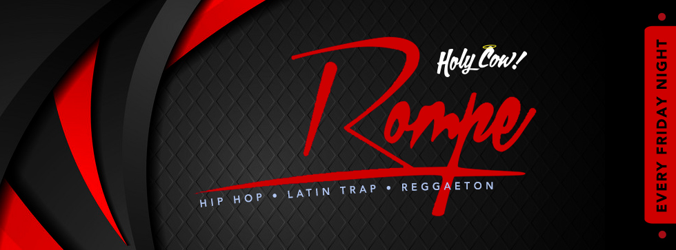 rompe latin party every friday holy cow reggaeton bachata salsa dance top 40 hip hop bottle service best sf nightclub best latin party