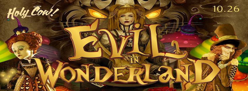 Evil in Wonderland